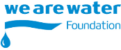 We Are Water foundation logo